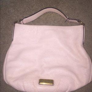 Marc Jacobs Pale Pink Handbag